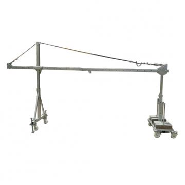 Construction building cleaning equipment building glass ZLP630 suspended platform