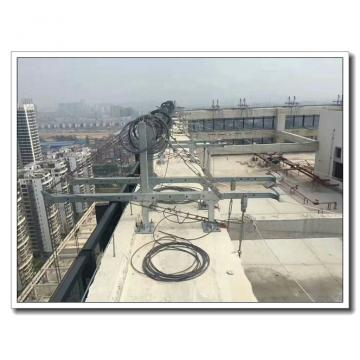 China construction aluminium suspended platform ZLP630 gondola