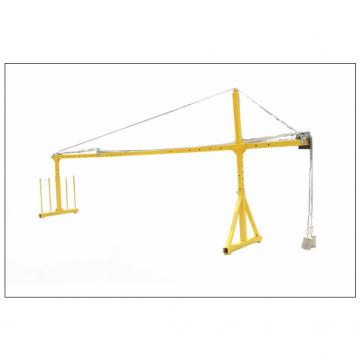 Building maintenance steel ZLP630 suspended working platform