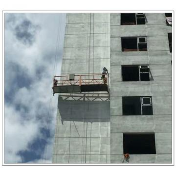 Building maintenance Philippines temporary suspended platform ZLP630