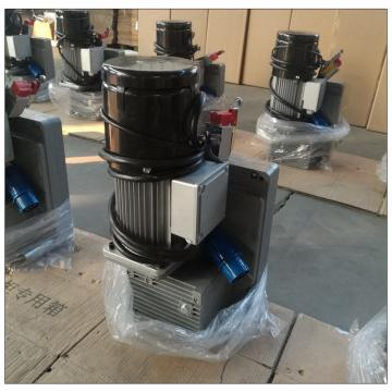Electric temporary construction motorized gondola ZLP630 for building refurbishment