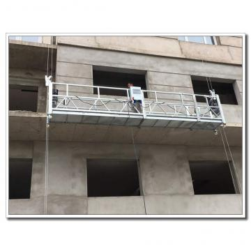 High rise building 6 meters ZLP630 suspended platform