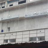Electric temporary construction motorized gondola ZLP630 for building maintenance