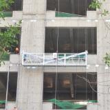 High performance galvanized steel painting steel ZLP630 suspended cradle